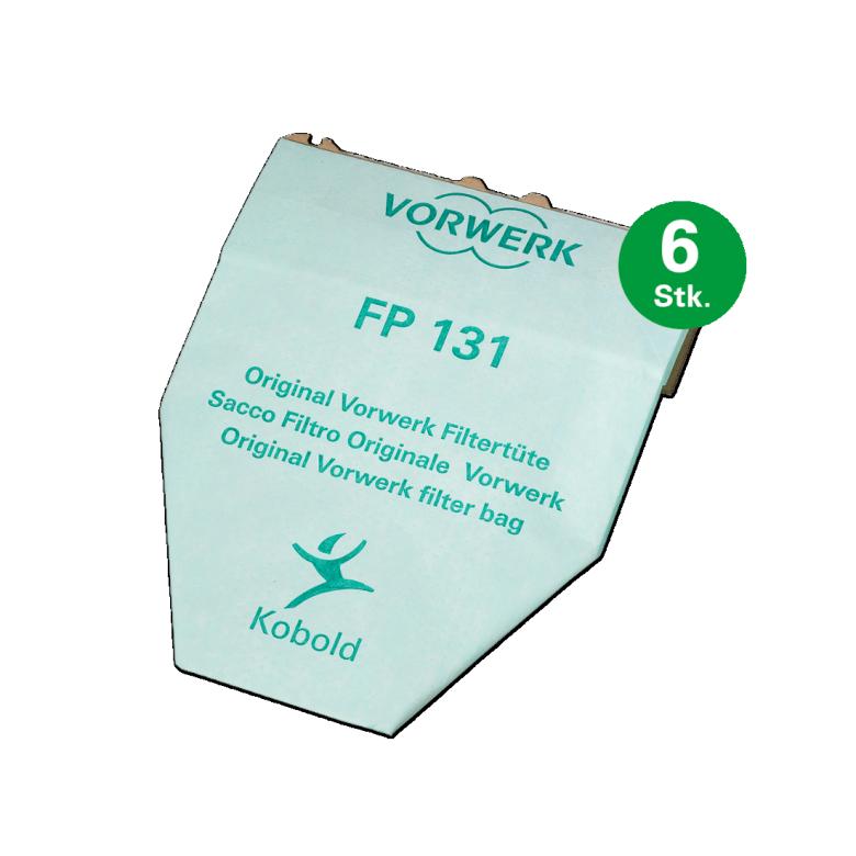 Kobold FP130/131 Filtertüten (6 Stk.)