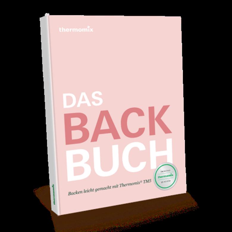 "Kochbuch ""Das Backbuch"""