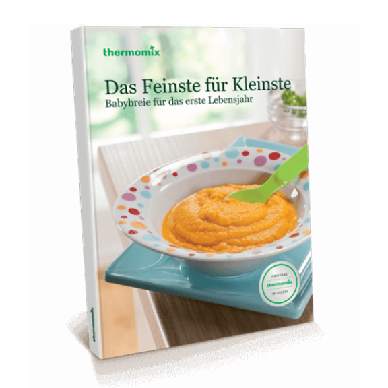 """Kochbuch """"Das Feinste für Kleinste"""""""