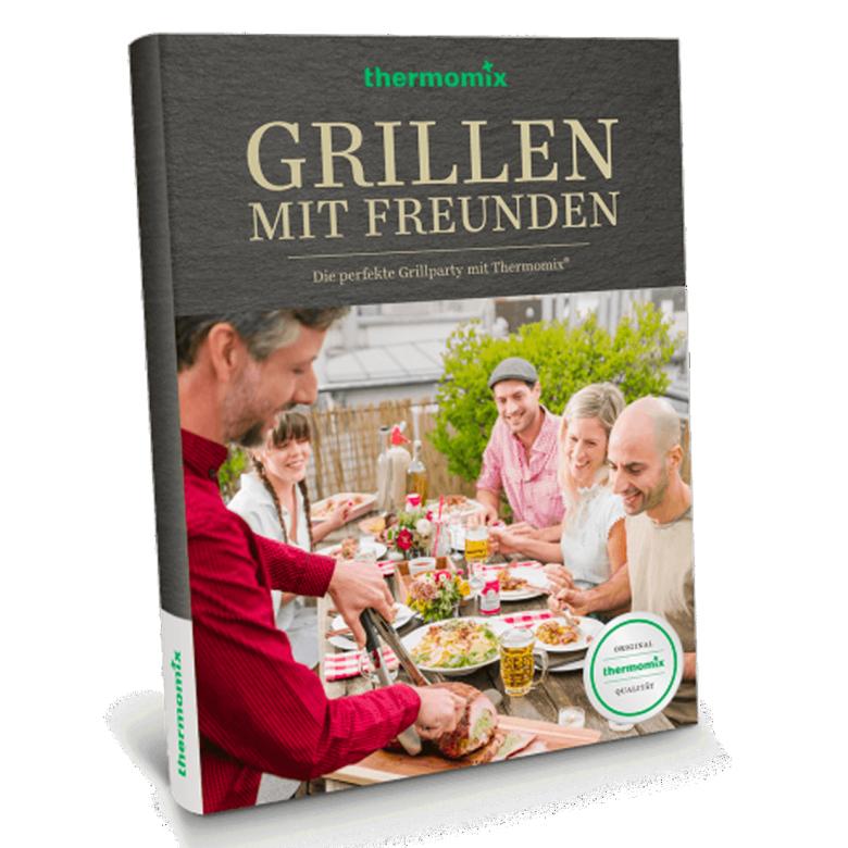 """Kochbuch """"Grillen mit Freunden"""""""