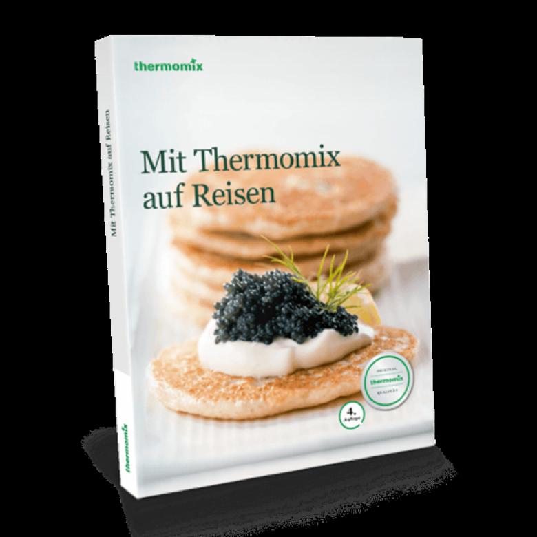 """Kochbuch """"Mit Thermomix auf Reisen"""""""