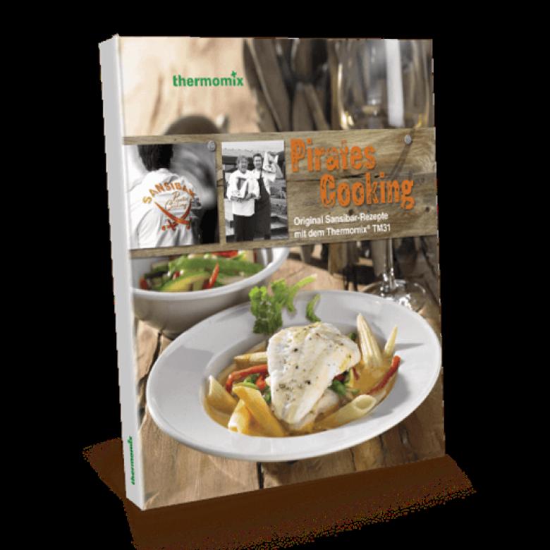 "Kochbuch ""Pirates Cooking"" - Piratenküche aus der Sansibar"