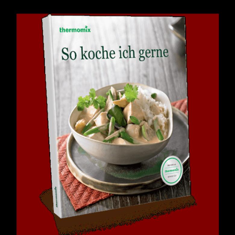 "Kochbuch ""So koche ich gerne"""