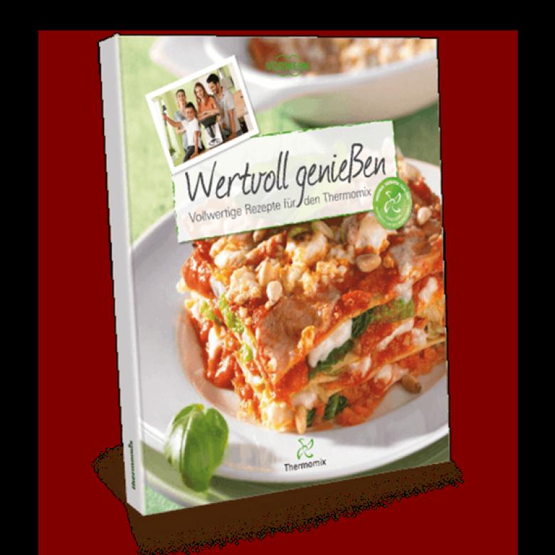 "Kochbuch ""Wertvoll genießen"" (TM31)"