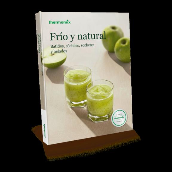 Libro de cocina - Frío y natural