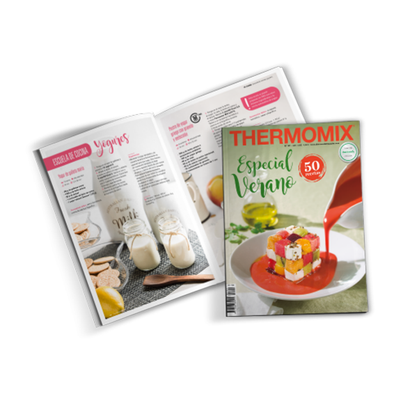 Revista Thermomix ® - Nº 141 (Julio 2020)