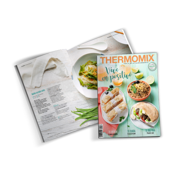 Revista Thermomix ® - Nº 140 (Junio 2020)