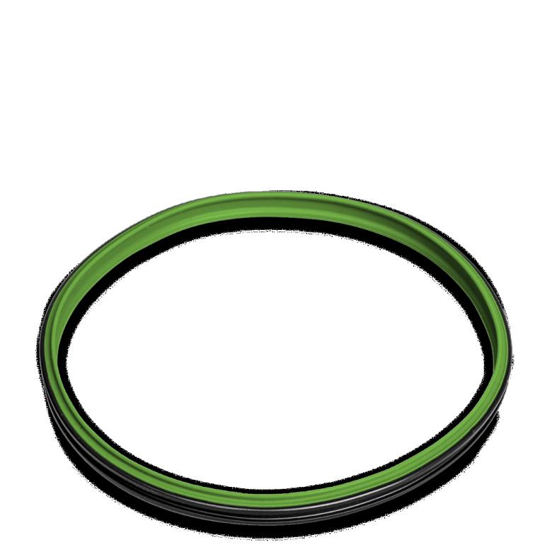Junta de silicona para tapa Thermomix ® - Color verde