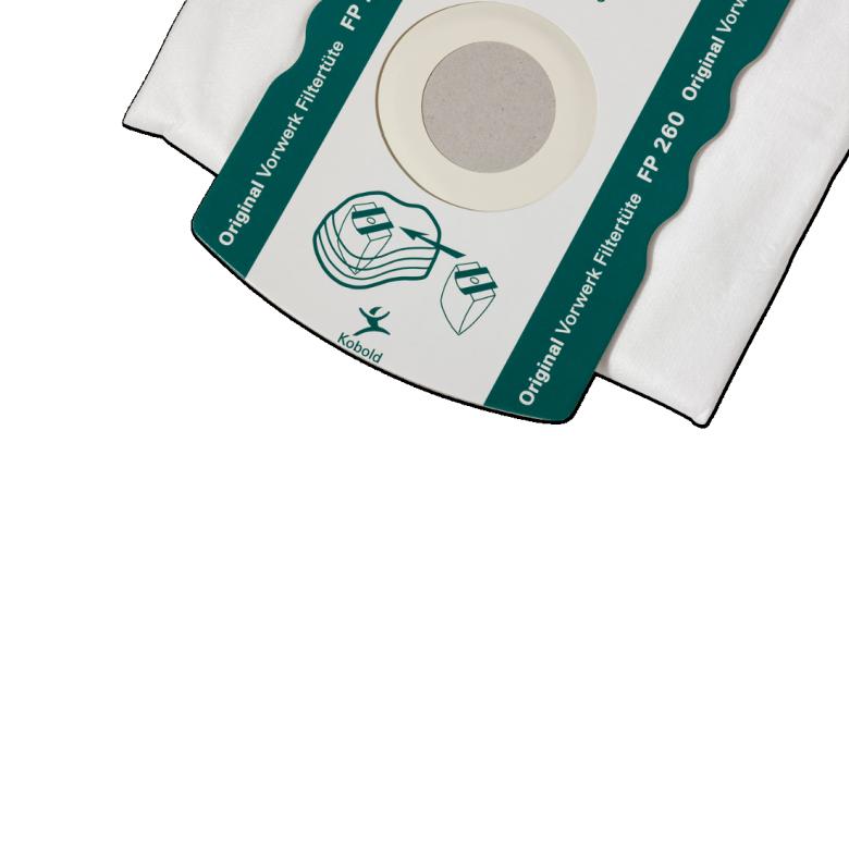 Kobold FP260 Filtertüten (5 Stk.)