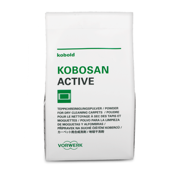 Kobosan Active Reinigungspulver 5 kg (10 x 500 g)