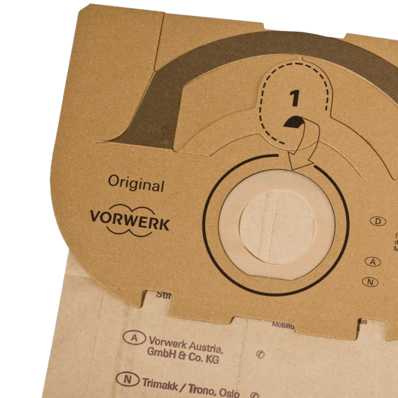 Kobold VT250-252 Filterset