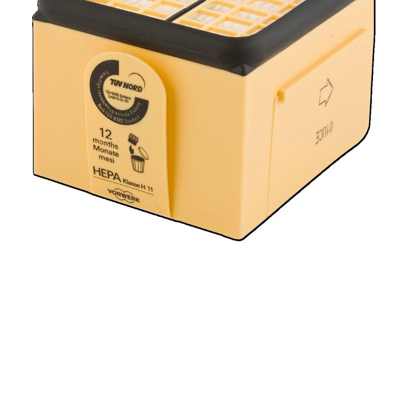 Kobold VK135/136 Hygiene-Mikrofilter
