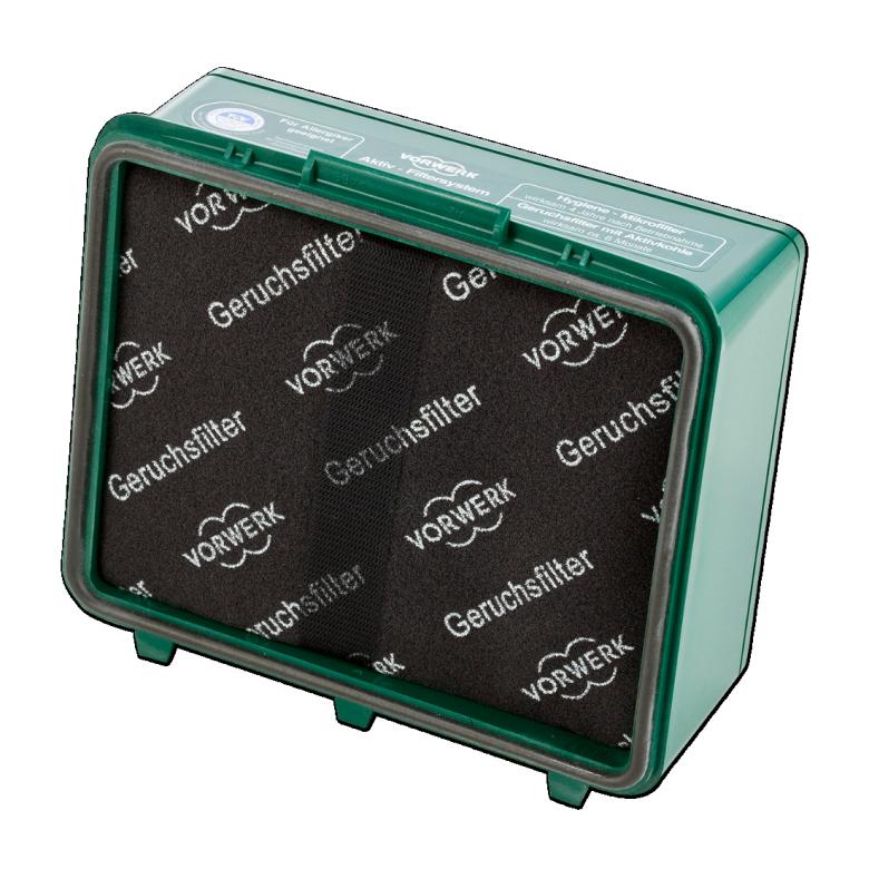 Kobold VT251-252 Aktiv-Filtersystem