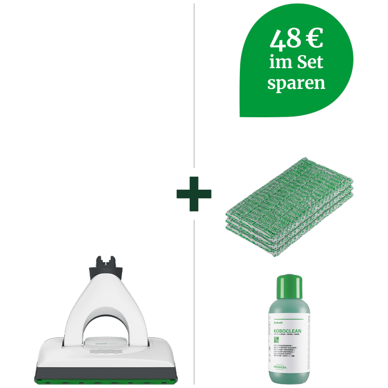 Kobold SPB100 Akku-Saugwischer Basis-Set