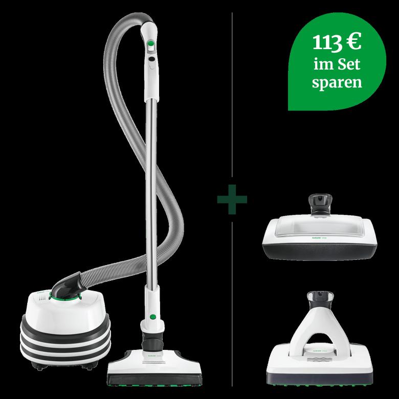 VT300 Bodenstaubsauger Bodenexperten-Set