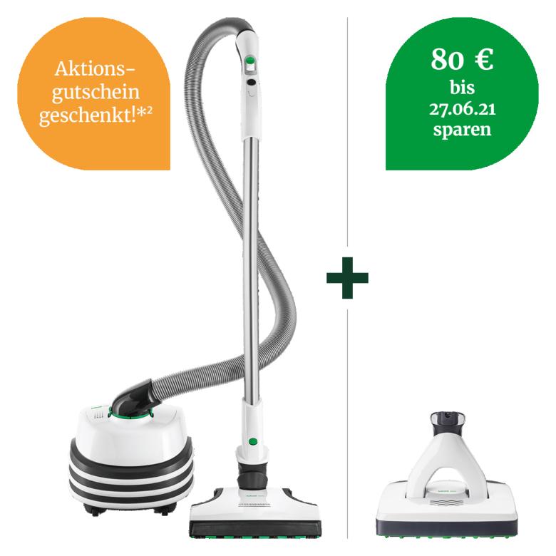 VT300 Bodenstaubsauger Power-Frische-Set premium