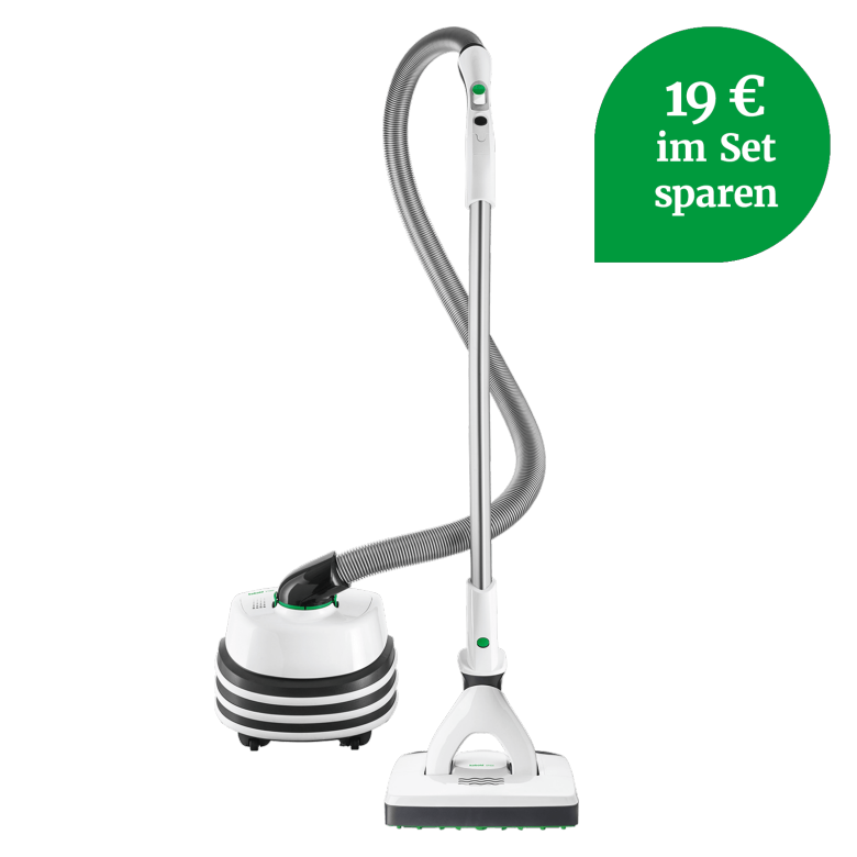 VT300 Bodenstaubsauger Saugwisch-Set