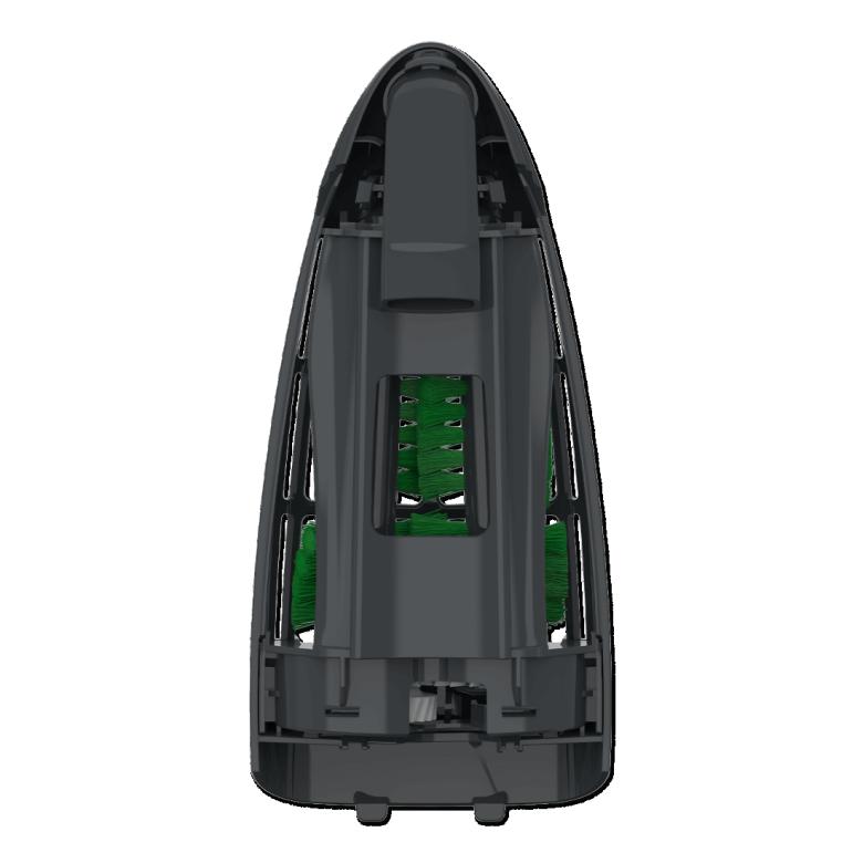 Kobold PBB100/PB430/440 Ersatzschuh inkl. Bürsten