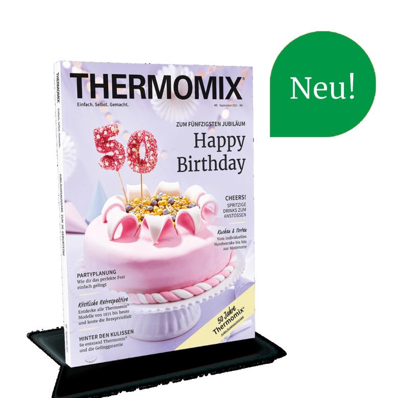 Sonderausgabe THERMOMIX® Magazin