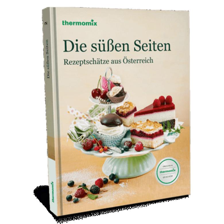 """Kochbuch """"Die süßen Seiten"""""""