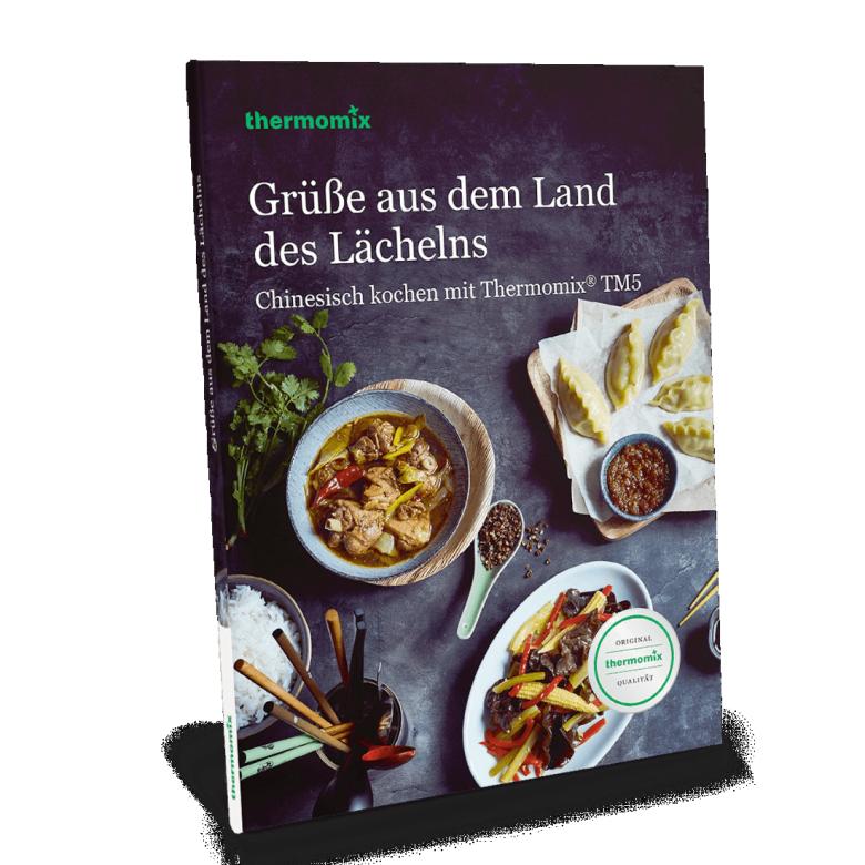 """Kochbuch """"Grüße aus dem Land des Lächelns"""""""