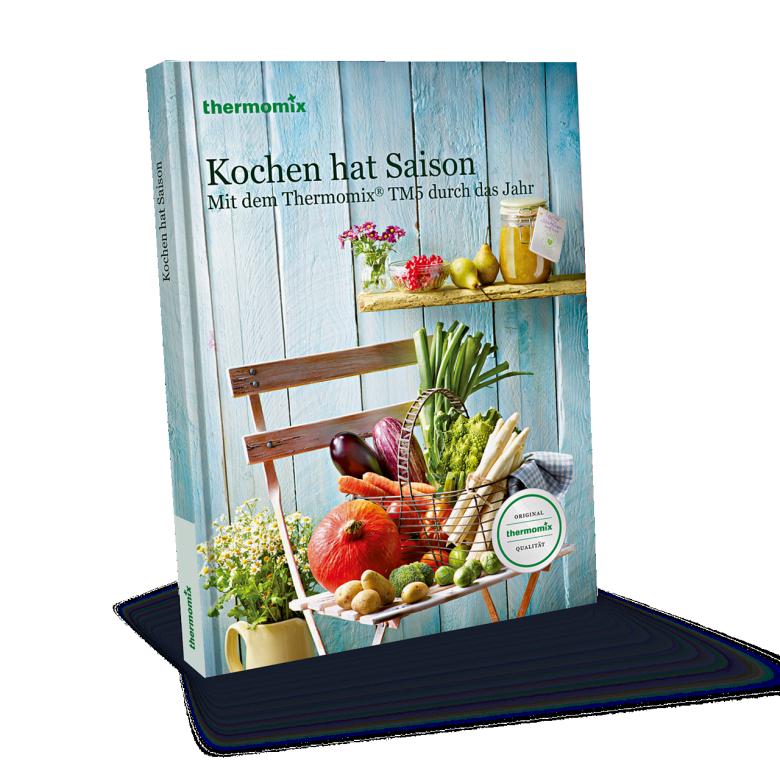 "Kochbuch ""Kochen hat Saison"" (TM5)"