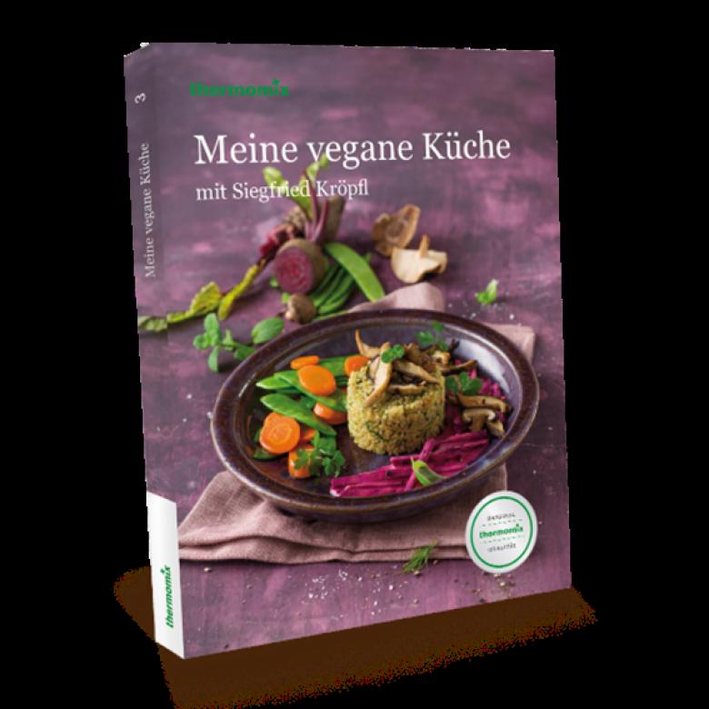 """Kochbuch """"Meine vegane Küche"""""""