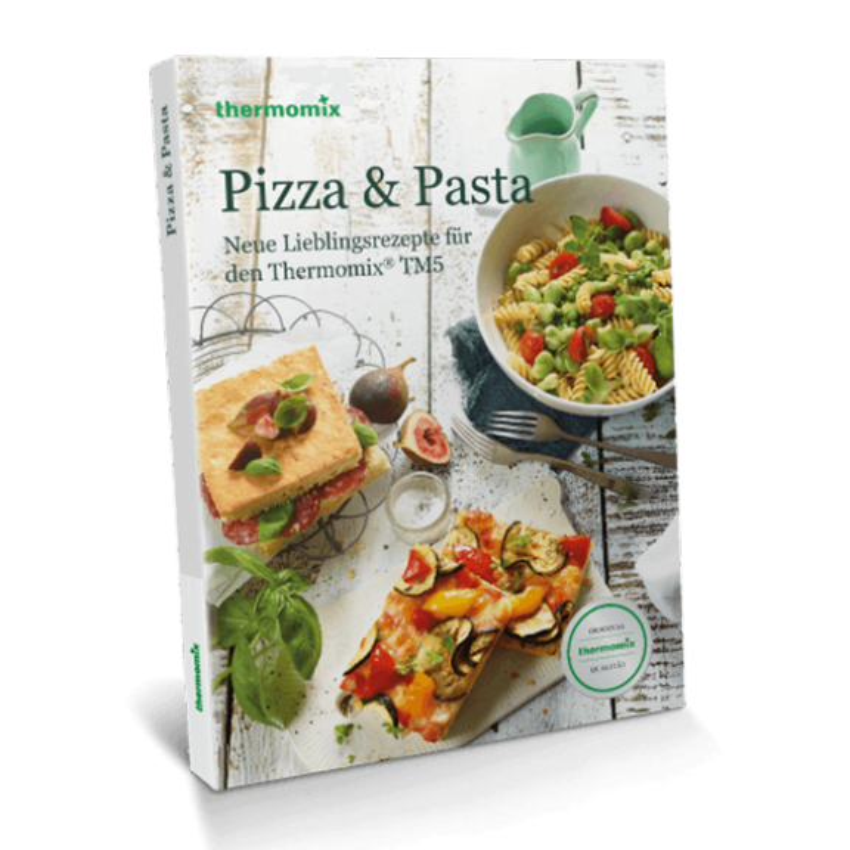 "Kochbuch ""Pizza & Pasta"""