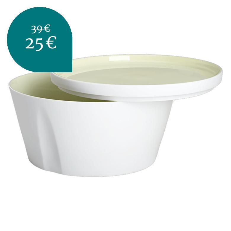 "Servierschüssel ""L'Econome by Starck"" 18cm, 1,3l grün"