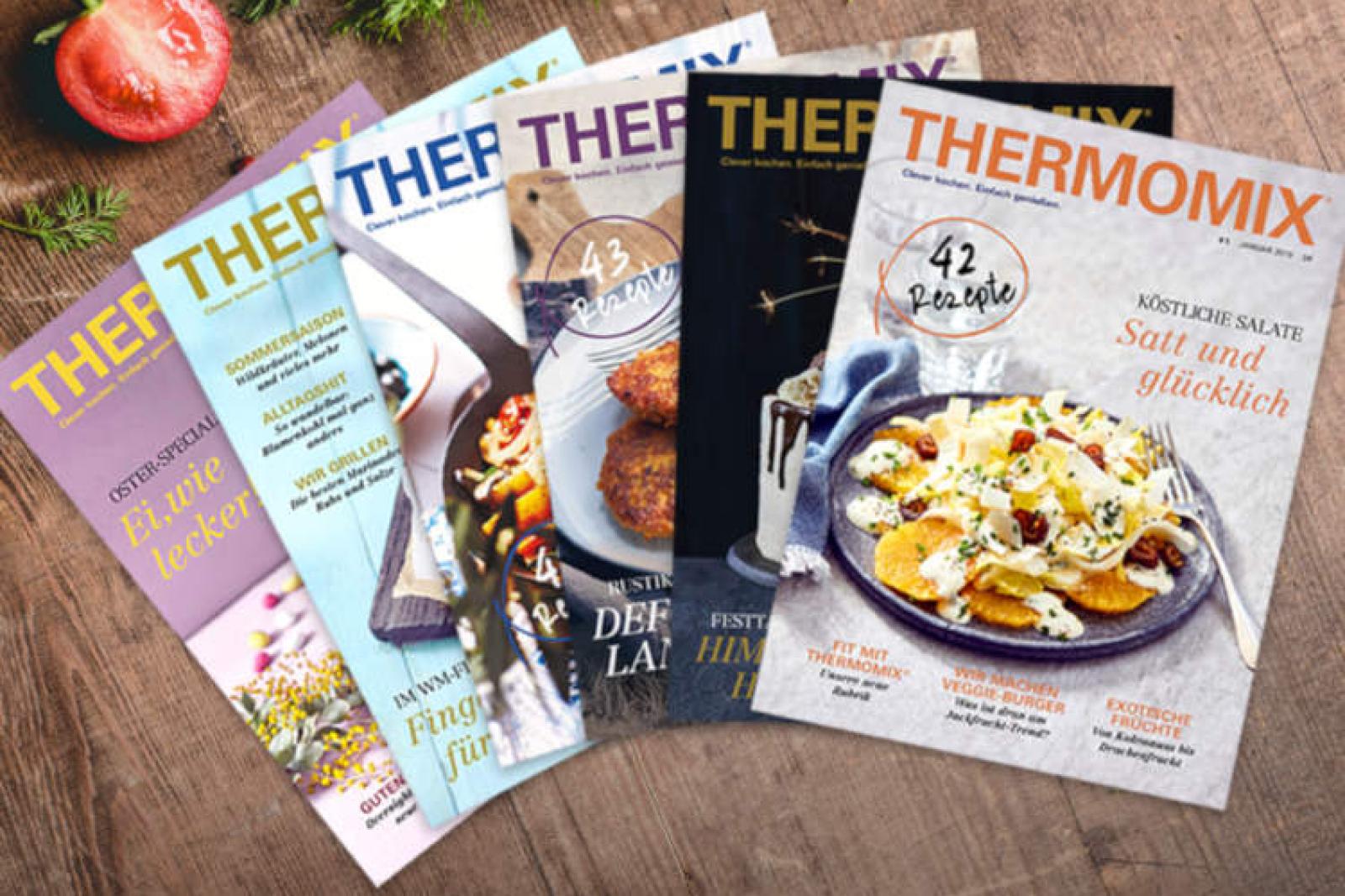 Thermomix Magazin Kündigen