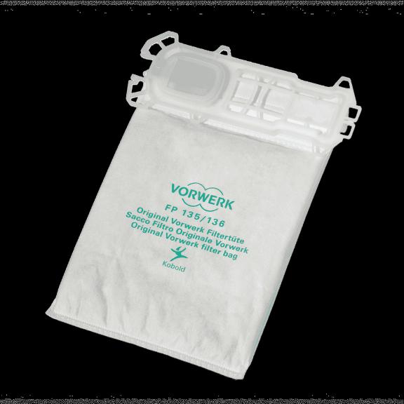 Bolsas filtro VK135/136 (6 Ud.)