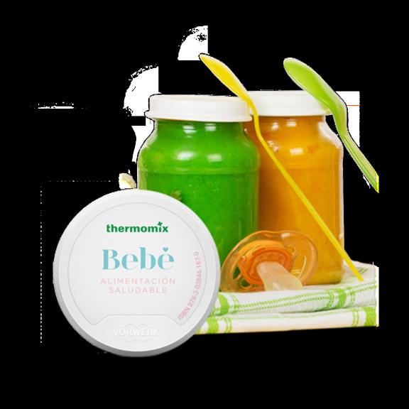 Libro digital - Bebé. Alimentación saludable