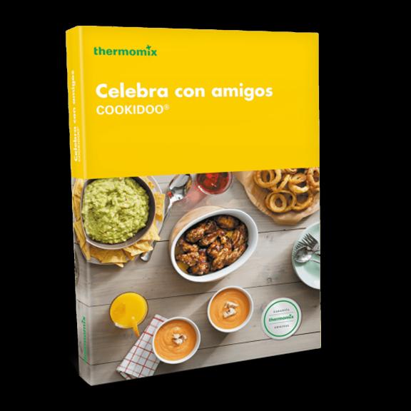 Libro de cocina - Celebra con amigos Cookidoo ® - Edición de bolsillo