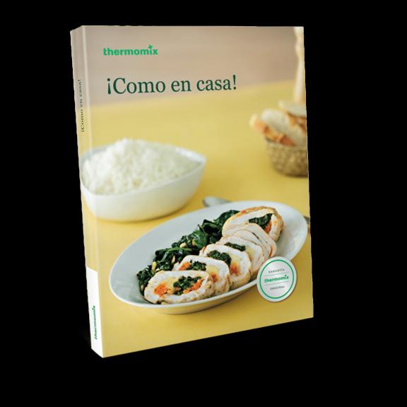 Libro de cocina - ¡Como en casa!