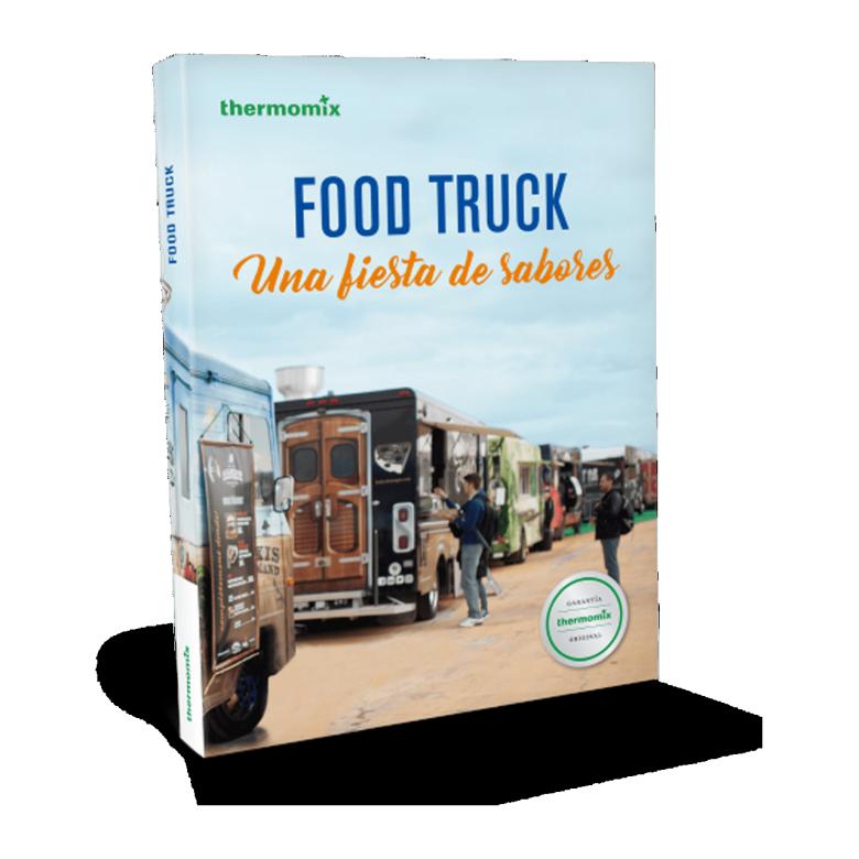Libro de cocina - Food Truck, una fiesta de sabores