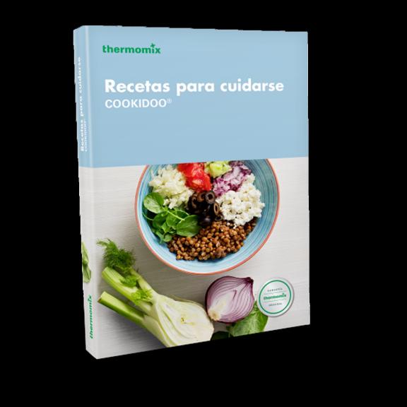 Libro de cocina - Recetas para cuidarse Cookidoo ® - Edición de bolsillo