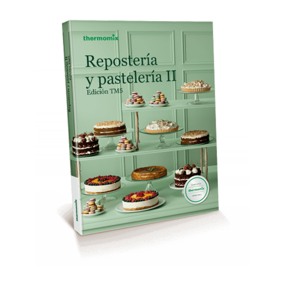 Libro de cocina - Repostería y Pastelería II