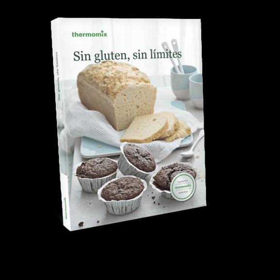 Libro de cocina - Sin Gluten, sin límites