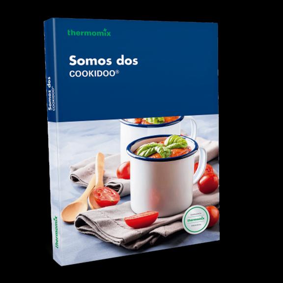 Libro de cocina - Somos dos Cookidoo ® - Edición de bolsillo