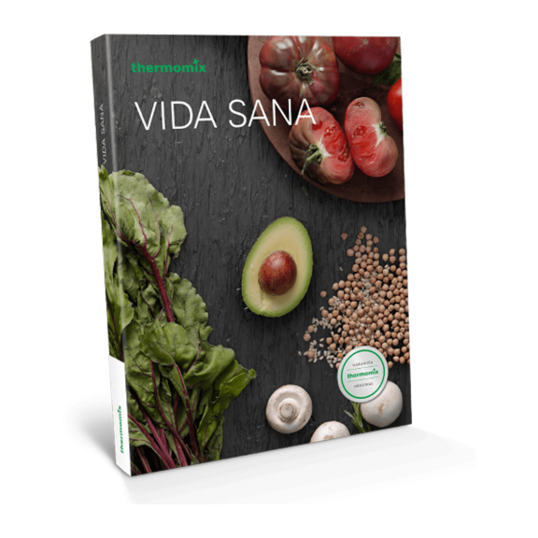 Libro de cocina - Vida sana