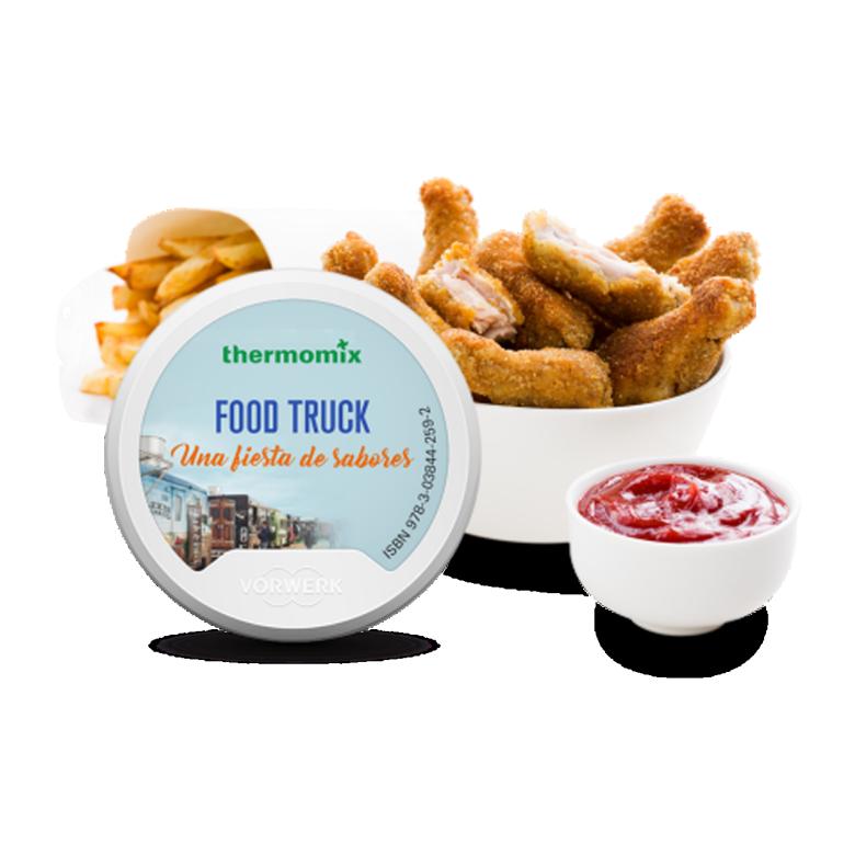 Libro digital - Food Truck, una fiesta de sabores