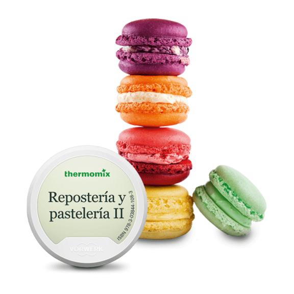 Libro digital - Repostería y Pastelería II