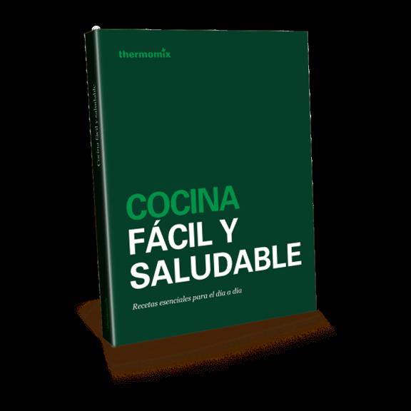 Libros De Cocina Cocina Fácil Y Saludable Vorwerk Tienda