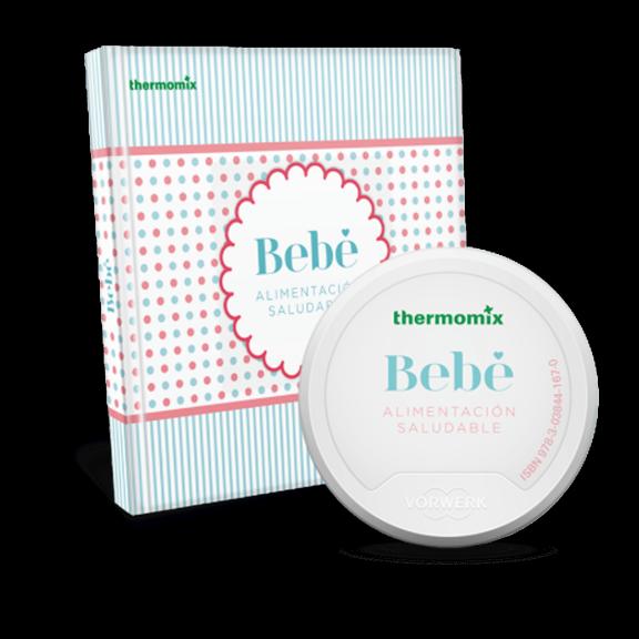 Pack Libro digital + papel - Bebé. Alimentación saludable