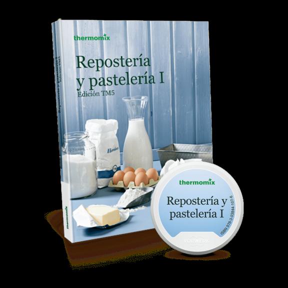 Pack Libro digital + papel - Repostería y pastelería I