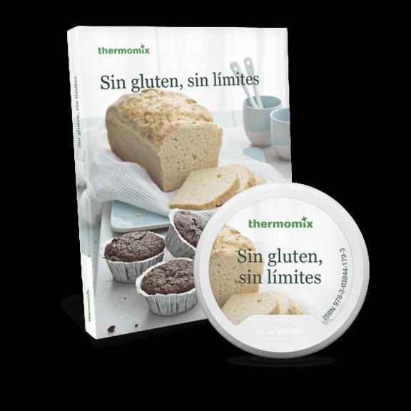Pack Libro digital + papel - Sin Gluten, sin límites