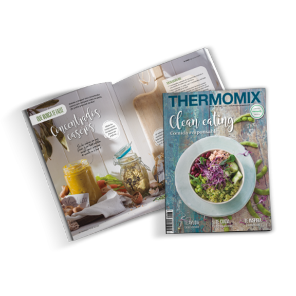 Revista Thermomix ® - Nº 138 (Abril 2020)