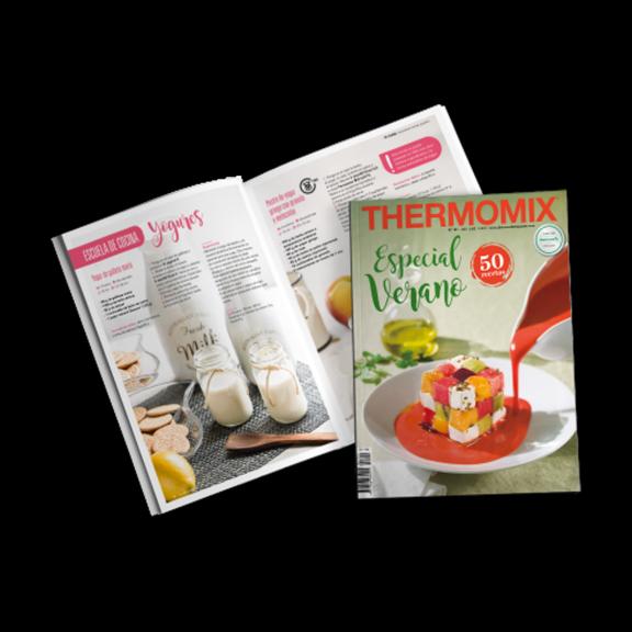 Revista Thermomix ® - Nº 141 (Julio 2020)