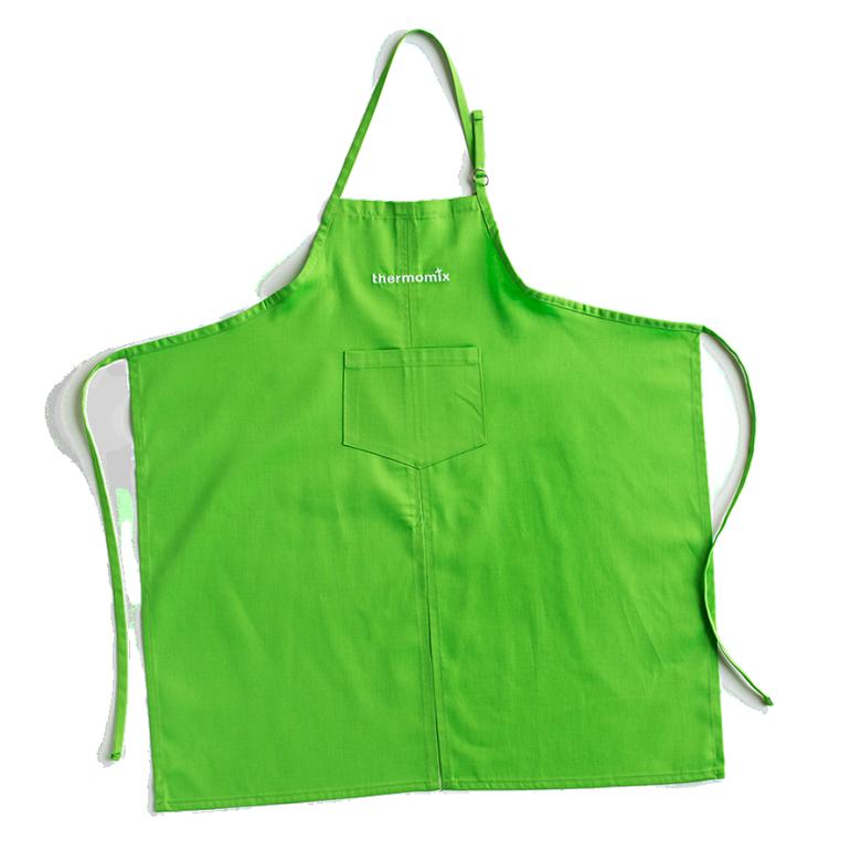 Delantal infantil verde Thermomix ®