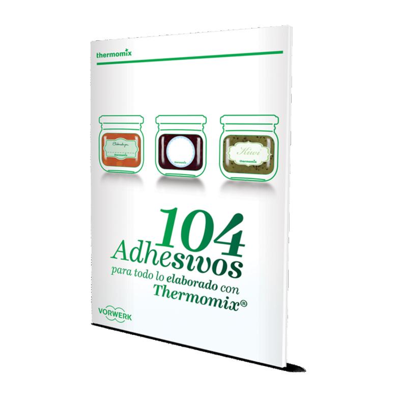 Cuaderno de adhesivos Thermomix ®